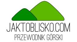 wlasciwe logo Martinger Martin przewodnik beskidzki bieszczadzki gorski