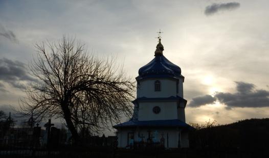 Cerkiew pw. Soboru Bogarodzicy - Libuchora
