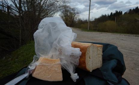 Chleb i ser - Libuchora