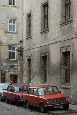 Czerwony - Lwów