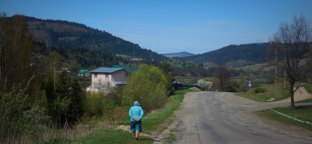 Droga Turka - Borynia